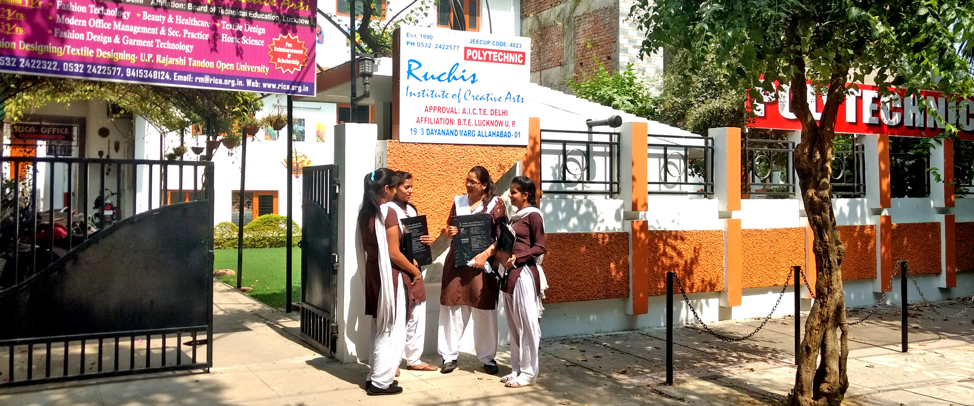 Ruchi S Institute Of Creative Arts An Academy Of Design