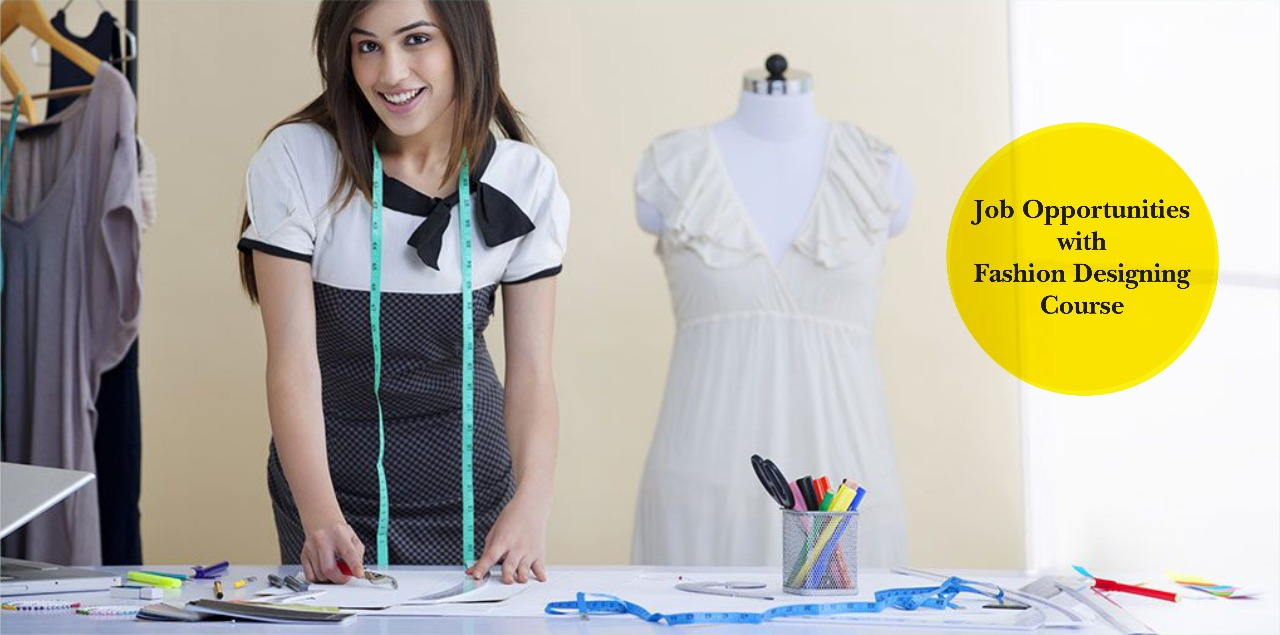 What Are The Job Opportunities With Fashion Designing Course Ruchi S Institute Of Creative Arts