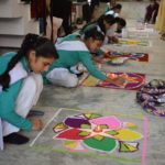 Rangoli Competition (1)